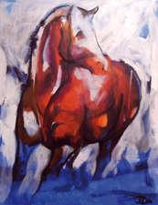 Pferd - Drobychevskaja