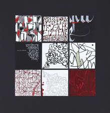 Kalligraphische Abstraktion - Erika Lohr