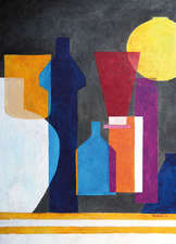 Vision Glas - Hildegard Schoen