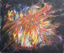 Explosion eines Sterns - Gabriele von Ende